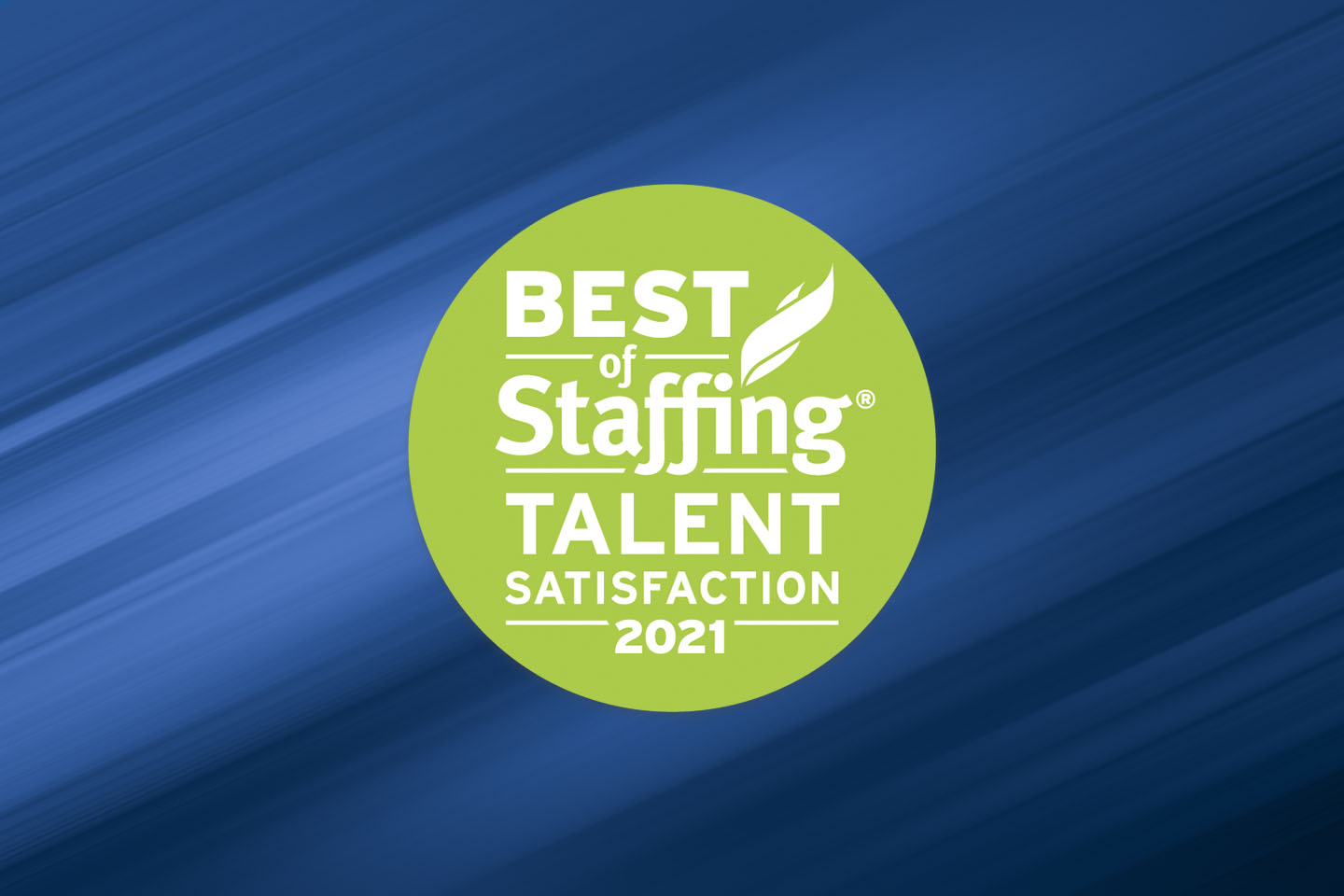 Best of Staffing 2021
